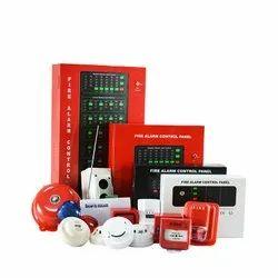 Mild Steel Fire Alarm System