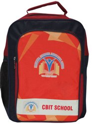 Printed Kids School Bags With School Logo