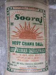 CHENNA DHALL Sooraj Sortex 50kg Bag