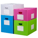 Multi-Color Printed Corrugated Boxes