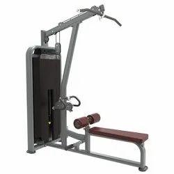 Presto Lats with Row Machine