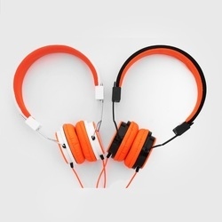 Red PC Headset