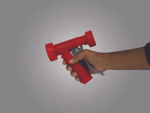 Stainless Steel Water Gun