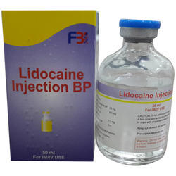 Lidocaine Injection  BP 20ml & 50ml