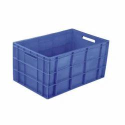 Plastic Industrial Crate