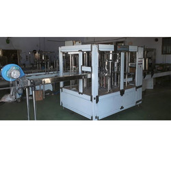 Fully Auto Screw Capping Machine