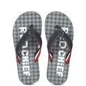 Red Chief Rc3491 Rubber Grey Casual Slippers, Size: 7 And 8