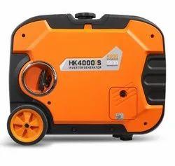 Silent Inverter Generator HKG4000IS, Similar To Honda EU30IS