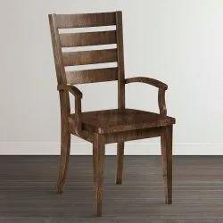 Modern Wood Arm Chair
