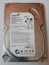 500 GB Seagate Hard Disk