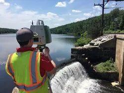 Bathymetry Survey Dam Survey