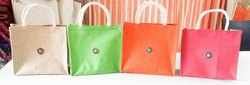 Jute And Cotton Bags