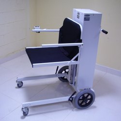 Motorised Ground Mobility Seat Up Down Wheelchair with Manual Pushing