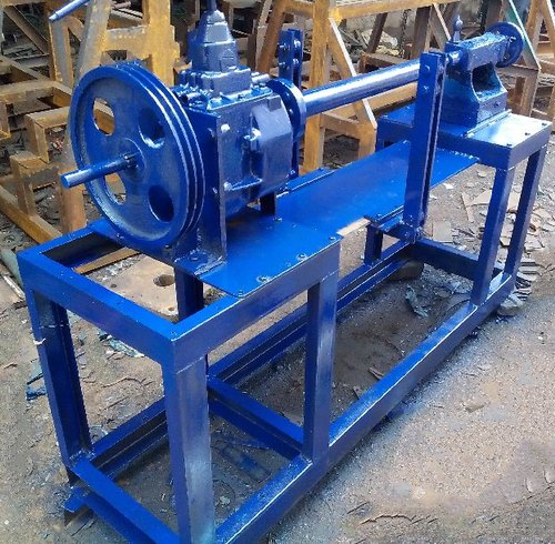 Electric SS LV Coil Winding Machine