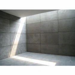 Cement Fiber Wall Board