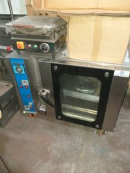 combi oven with steam