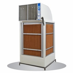 Large Evaporator Ram Cooler Metal Duct 780 H