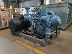 Ammonia Refrigeration Package Compressor