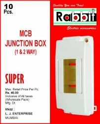 MCB Box for Electric Fittings