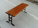 Economy Outdoor Bench