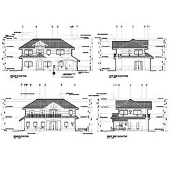 CAD Engineering Drawing Service