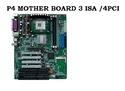 P4 Motherboard With Isa Slot