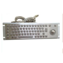 Metal Key Board for Kiosk Machine
