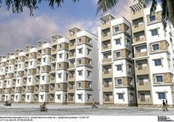Apartment Building Construction Service