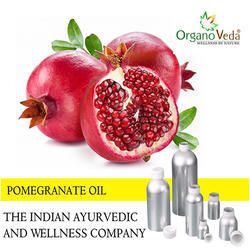 Pomegranate Seed Oil - Anar Seed Oil Latest Price