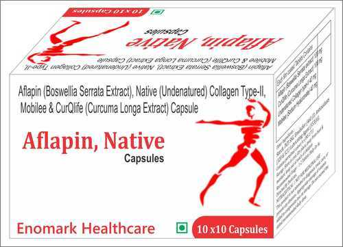 Aflapin Native Collagen Type-II Capsule
