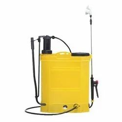 Yellow Agricultural  Sprayer