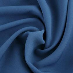 JMD Blue Viscose Fabric, For Clothing