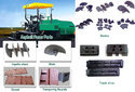 Roads & Highway Construction Machinery Spare Parts