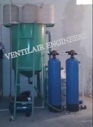 Mini Effluent Treatment Plant  500ltr/hour