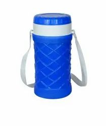 Prince Plastic + Ss Insulated Thermos Flask, For Home, Capacity: 1200 Ml