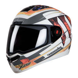 Polycarbonate Woody Steelbird Helmet