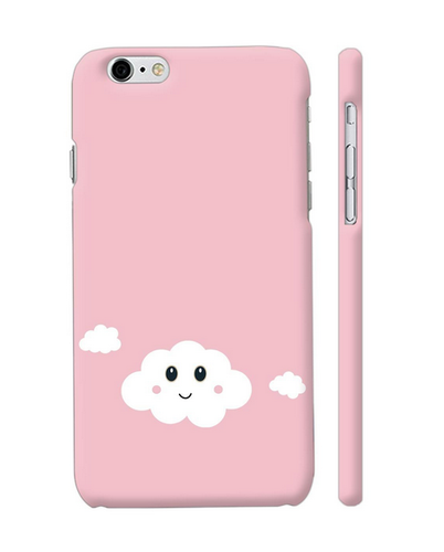 new styles 3d352 e0e8a Colorpur Happy Cloud On Pink Artwork On Oppo F3 Plus Cover