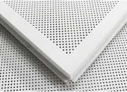 G.I Metal Tiles ( PERFORATED )