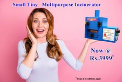 ABM Tiny Multipurpose Incinerator