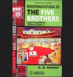 Krishnavatara III: The Five Brothers