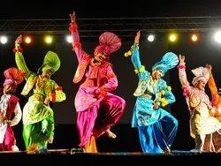 Bhangra Dance Class
