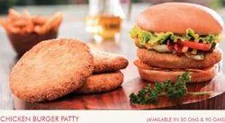 Chicken Burger Patty 50g