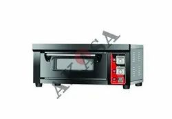 AKASA 3200 Watts Electric Deck Oven with Stone, Size/Dimension: Medium, Capacity: 400x 600 Mm