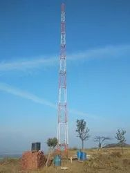 30 Mtr Four Leg Self Support Tower