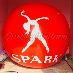Round Advertisement Balloon