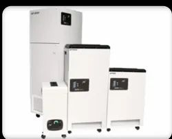 Bravo Plus Aluminum 7 Stage Air Purification System, For Lab