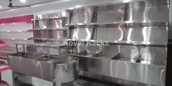 Vegetable and Fruit Rack Sivagangai