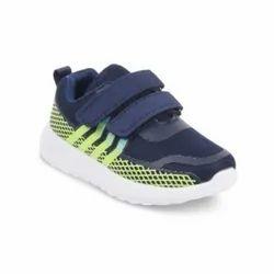 Kids Navy Blue Sports Shoes