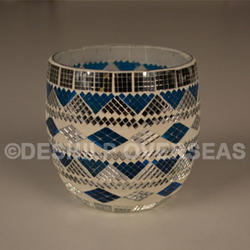 Color Mosaic Votive