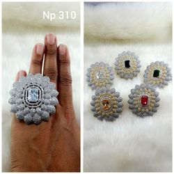 Bollywood Style Finger Rings